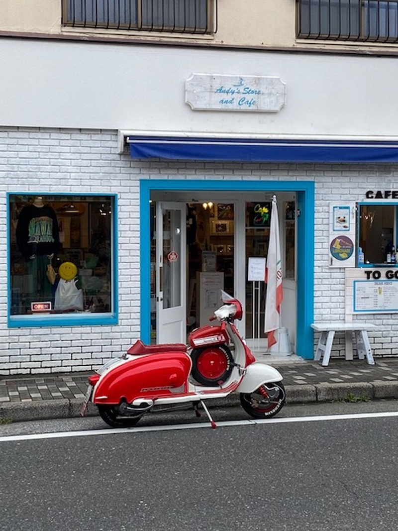 Andy's Store and Cafe アンディーズ ストア アンド カフェの写真